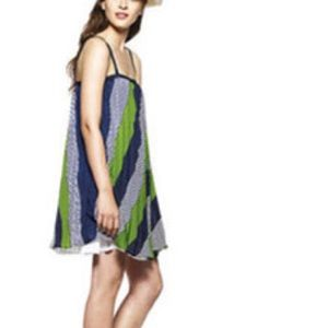 Thakoon for Target Striped Mini Dress